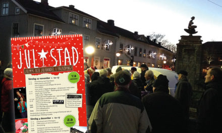 Jul-i-stad 1:a advent