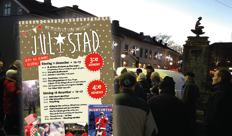 JUL-I-STAD, 3:e och 4:e advent