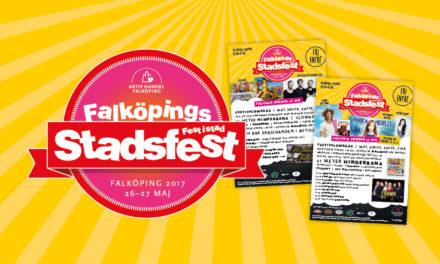 Falköpings Stadsfest 2017