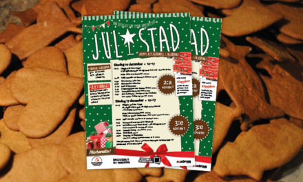 Jul-i-stad den 3 och 4 advent