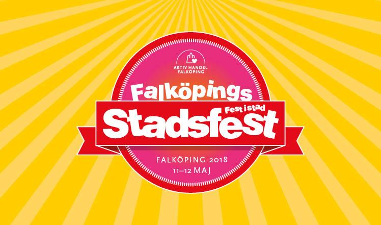 Falköpings Stadsfest 2018