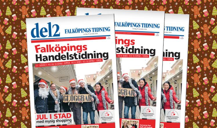 Handelstidningen | December 2018