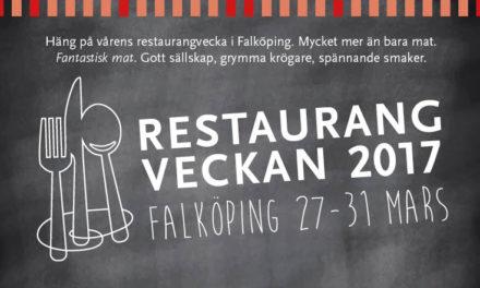 Restaurangveckan 2017