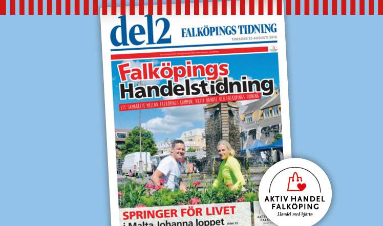 Handelstidningen | Augusti 2018