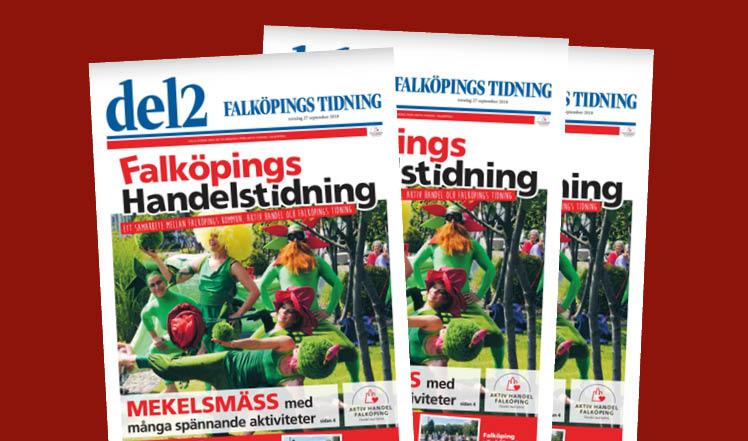 Falköpings Handelstidning | September 2018