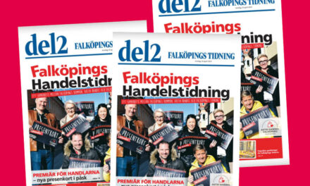 Handelstidningen | April 2019